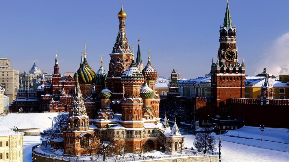 A View of Red Square