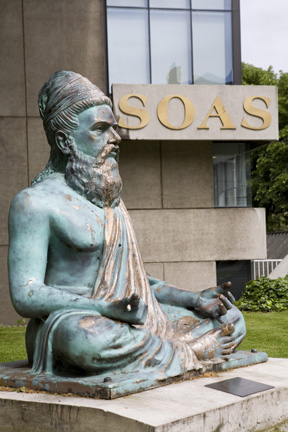 SOAS main building
