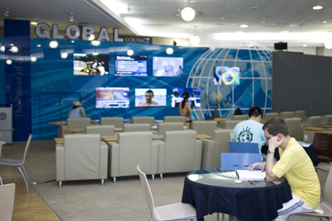 Yonsei-Global Lounge