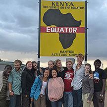 AU Nairobi Programs