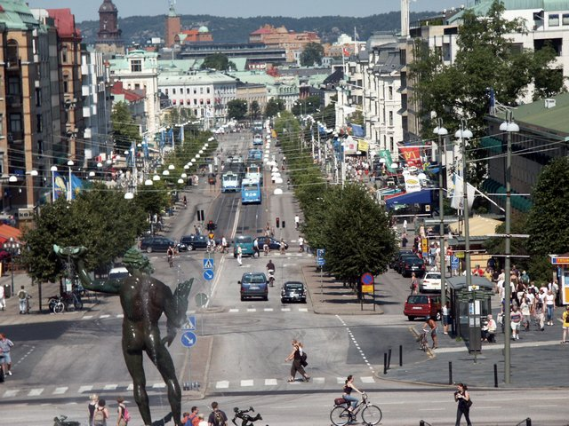 Gothenburg city
