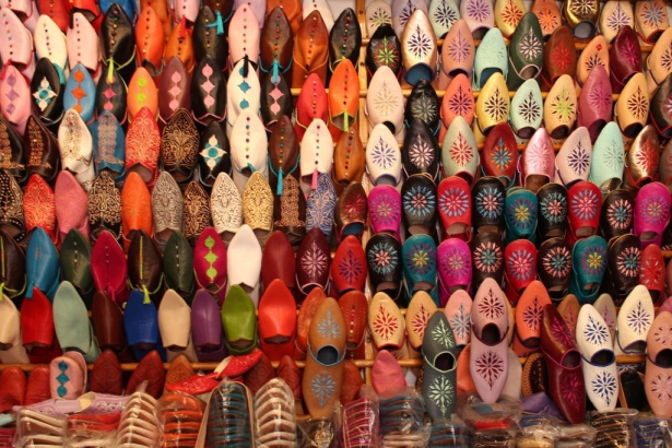 AMIDEAST Morocco Shoes