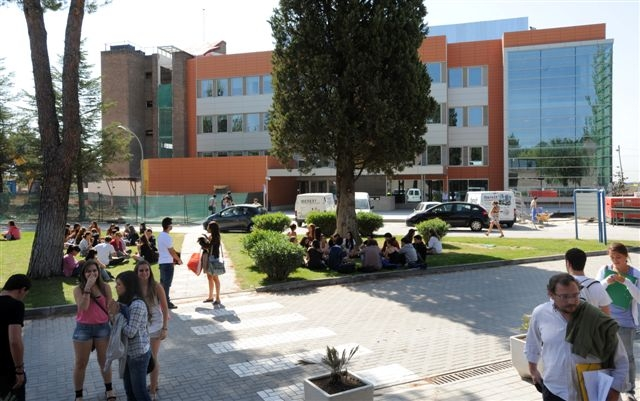 Cantoblanco campus