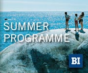 BI Summer Program Logo